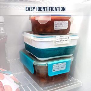 Dissolvable Food Labels (Original)